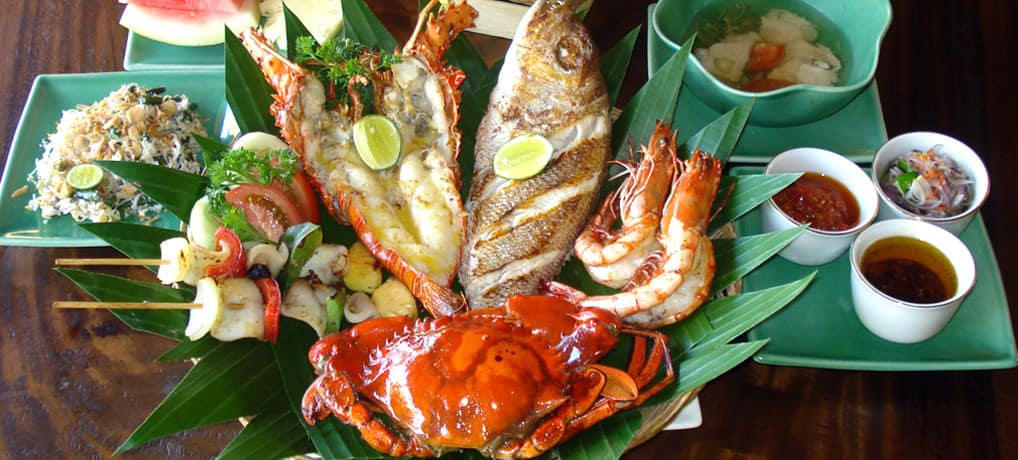 Seafood Packages