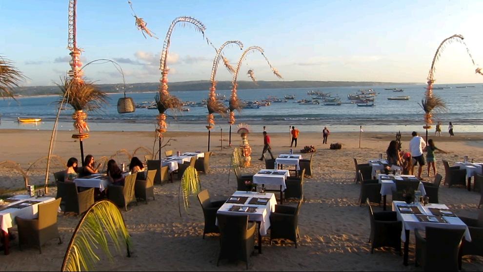 Jimbaran Bay Beach Hotel