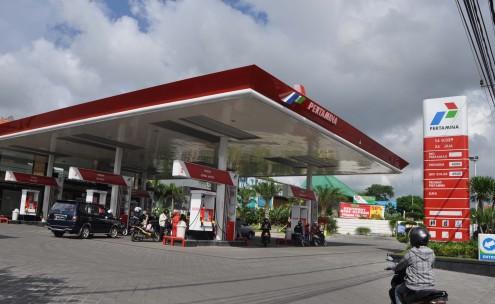 Petrol station Bali