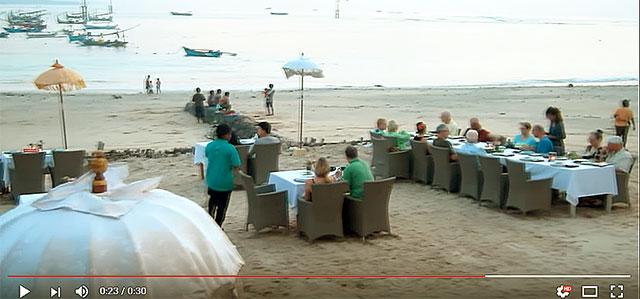 Jimbaran Beach Restaurant | 05 June 2016
