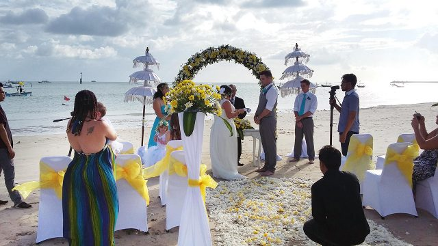 ceremony jimbaran