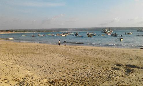 Kelan beach