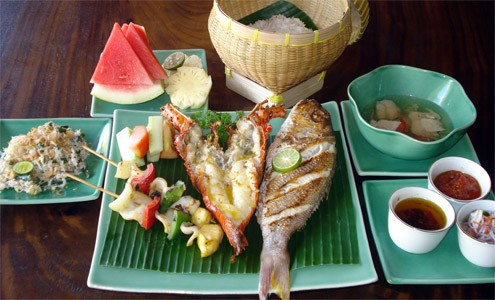 Seafood Maharani