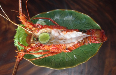 Lobster Thermidor Jimbaran Bay