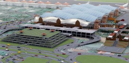 Bali airport tax