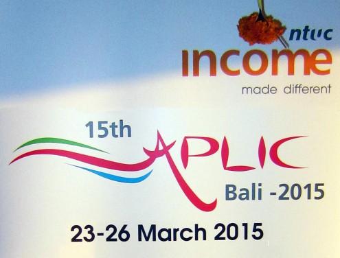 logo APLIC Bali 2015