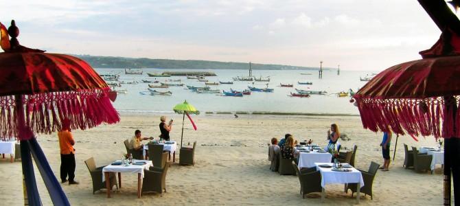 Jimbaran Bay Restaurant Video