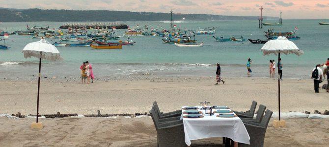 Beachfront Table