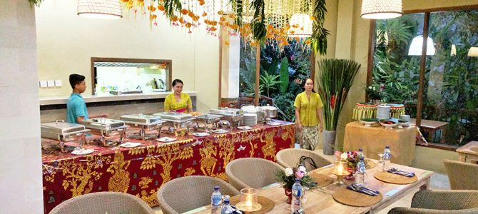 Buffet in Nusa Dua