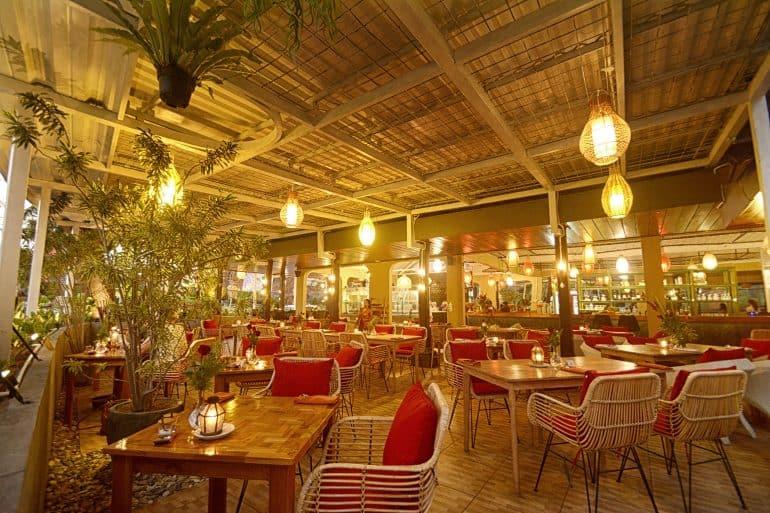 restoran di Seminyak