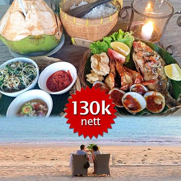 Paket Seafood Jimbaran Bay