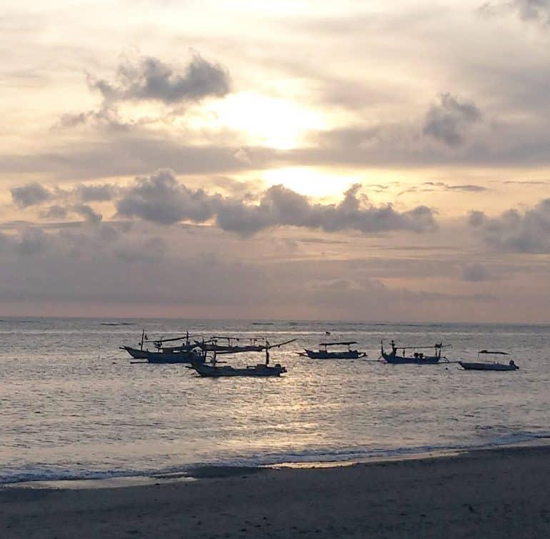 pantai Kelan sea view